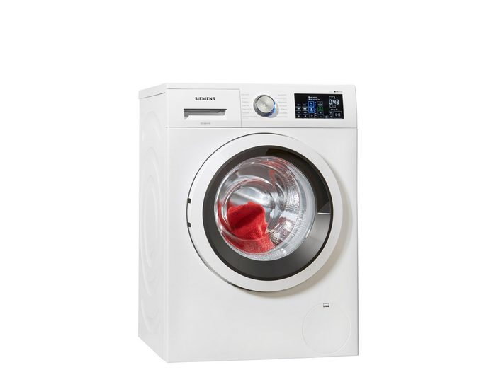 SIEMENS Waschmaschine iQ 500 WM14T641, 8 kg, 1400 U/Min, i-Dos Dosierautomatik