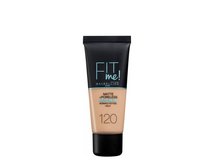 Maybelline New York, »FIT ME Matt&Poreless Make-Up«, Make-Up