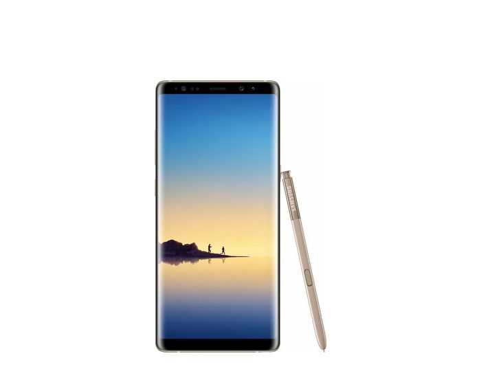 Samsung Galaxy Note 8 Smartphone (15,85 cm/6,2 Zoll, 64 GB Speicherplatz, 12 MP Kamera)