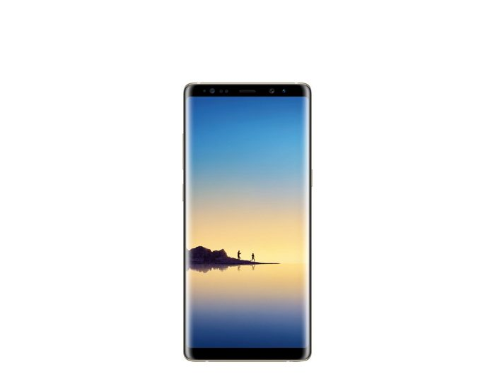 Samsung Galaxy Note 8 Smartphone (15,9 cm/6,2 Zoll, 64 GB Speicherplatz, 12 MP Kamera)