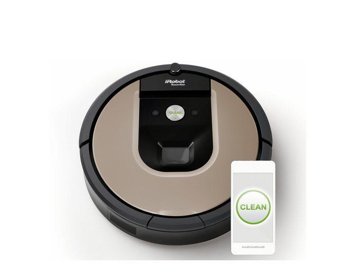 iRobot Saugroboter Roomba 966, Appfähig