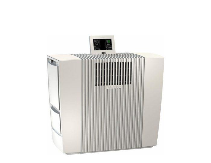 Venta Hybrid - Luftreiniger + Luftbefeuchter LPH60 Wifi mit zusätzlicher Befeuchterfunktion in und Weiß und Anthrazit