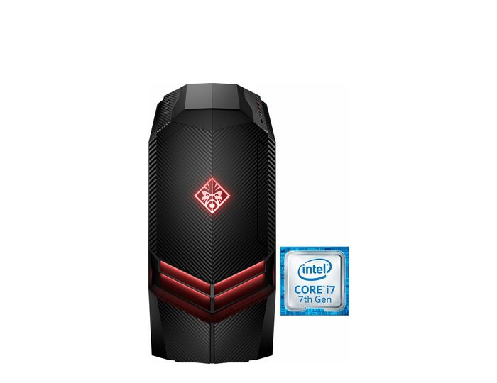 OMEN by HP 880-173ng Gaming-PC (Intel® Core i7, GeForce, 16 GB RAM, 2000 GB HDD, 256 GB SSD)