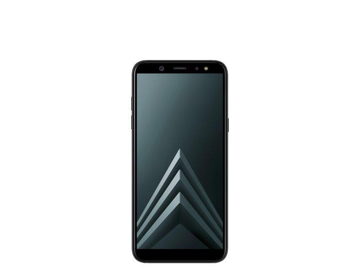 Samsung Galaxy A6 (2018) Smartphone (14,25 cm/5,6 Zoll, 32 GB Speicherplatz, 16 MP Kamera)