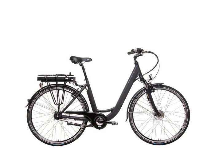 Vaun E-Bike, 7 Gang Shimano Nexus Schaltwerk, Nabenschaltung, Frontmotor 250 W