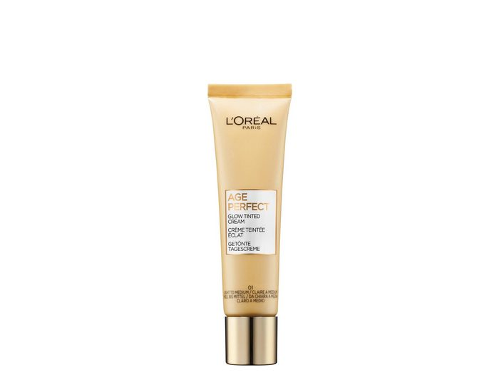 L'Oréal Paris, »Age Perfect Glow Tinted Cream«, Getönte Tagescreme