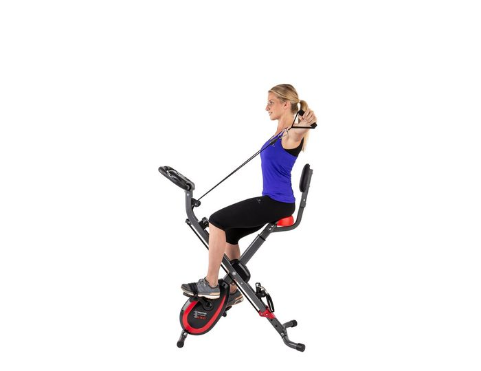 MOTIVE FITNESS by U.N.O. Heimtrainer »Multi-Function X-Bike light«
