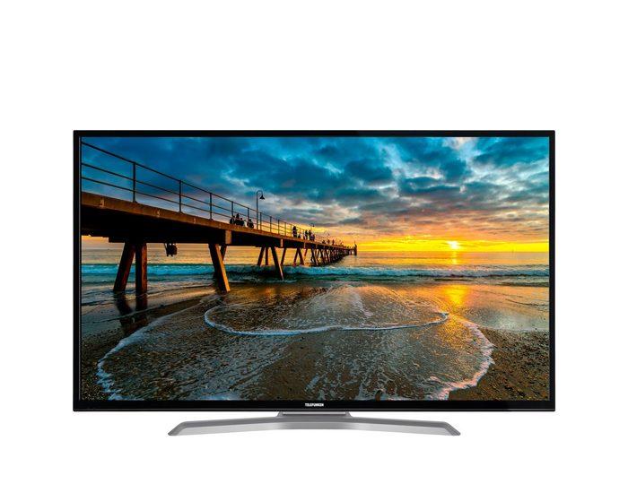 Telefunken D55U700M4CWH LED-Fernseher (140 cm/55 Zoll, 4K Ultra HD, Smart-TV)