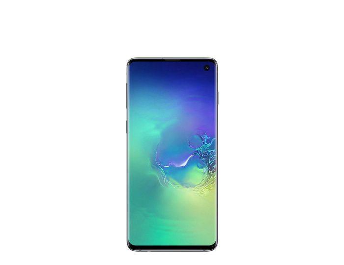 Samsung Galaxy S10 Smartphone (15,51 cm/6,1 Zoll, 512 GB Speicherplatz, 12 MP Kamera)