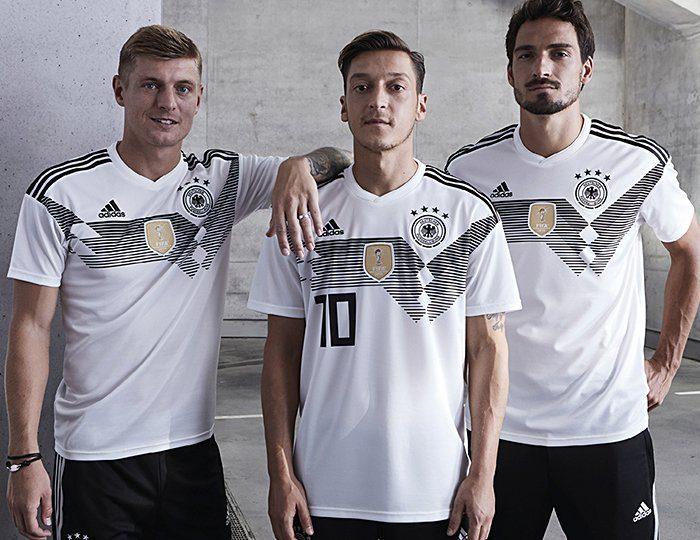 adidas Performance Trikot »2018 DFB Heimtrikot Herren«