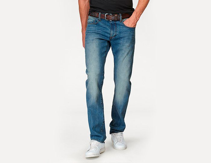 G-Star RAW Straight-Jeans »3301 Decons«