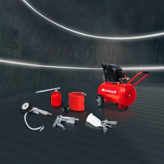 EINHELL Kompressor »TE-AC 270/50/10«, 50 Liter, 10 Bar