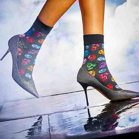 Damen: Wäsche: Socken