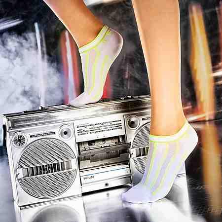 Damen: Wäsche: Socken: Sneakersocken