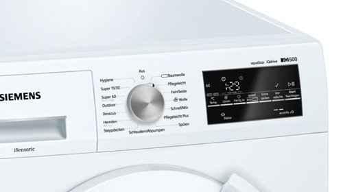 RCP 481563432 Siemens iQ500 WS12T440 Detail_Display