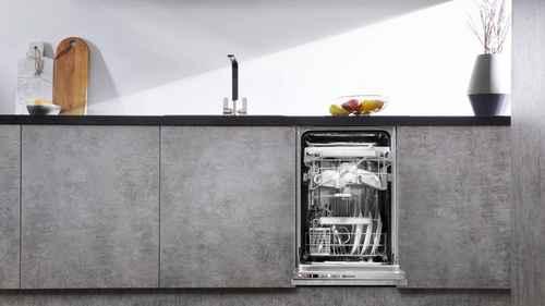 bauknecht vollintegrierbarer geschirrsp ler gcx 825 9 l. Black Bedroom Furniture Sets. Home Design Ideas