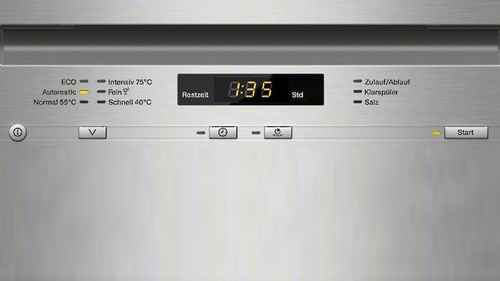 miele teilintegrierbarer geschirrsp ler g 6200 i 9 7 l. Black Bedroom Furniture Sets. Home Design Ideas