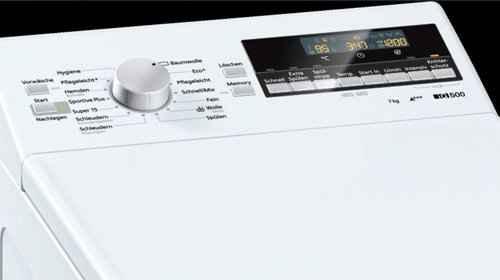 RCP 571467239 SIEMENS iQ500 WP12T447 Detail Display