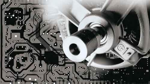 RCP 571956850 AEG L6FB54480 Detail Motor