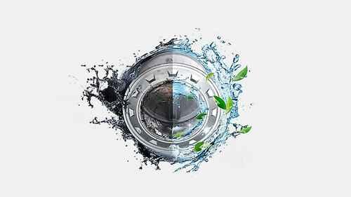 RCP 572859585 Samsung WW90K44205WEG WW4500 Energieeffizienz