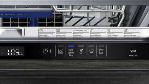 RCP 572919433 Siemens iQ500 SN658X00IE Startzeitvorwahl