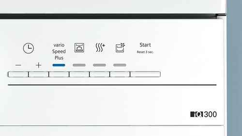 RCP 572936700 Siemens iQ300 SN236W03ME Zusatzfunktionen