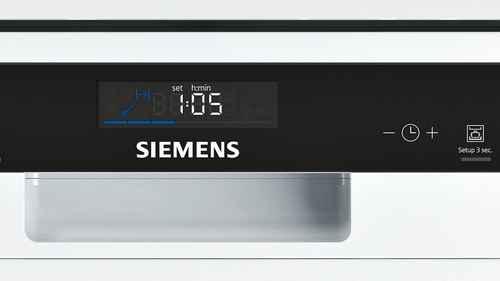 RCP 572936705 Siemens iQ500 SN258W02ME Startzeitvorwahl