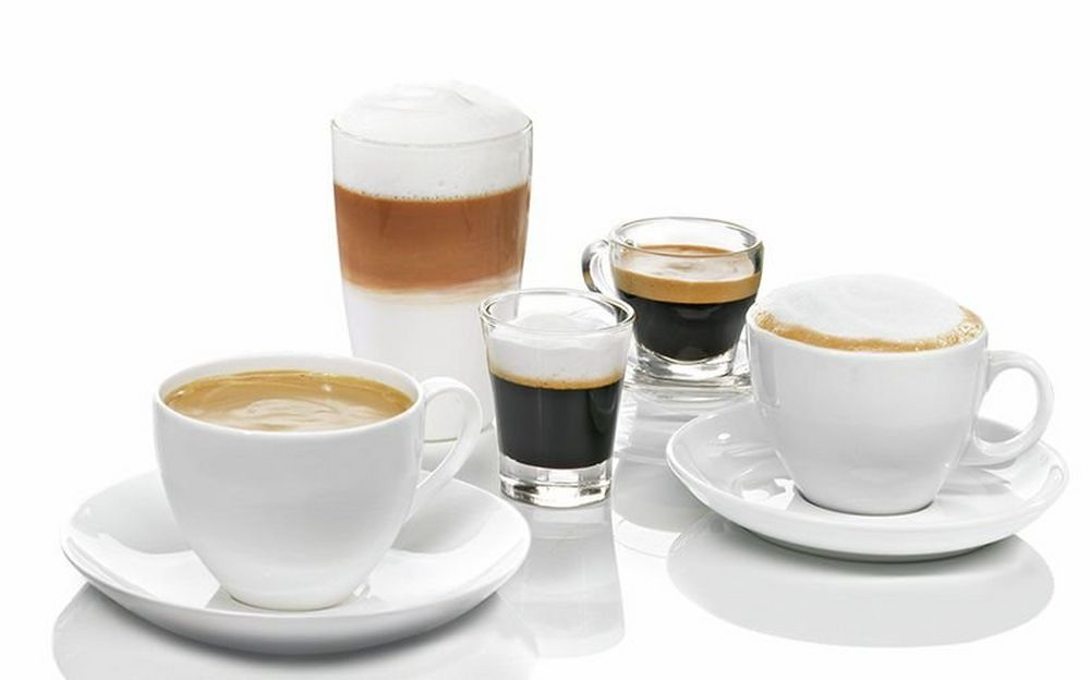 RCP 580425061 Bosch CTL636ES6 избор на кафе