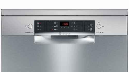 RCP 589329233 Bosch Serie4 SMS46KI03E Detail Display