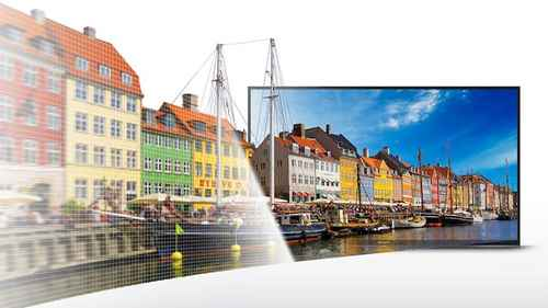 RCP 590110084 Sony KDL49WE665BAEP Farben