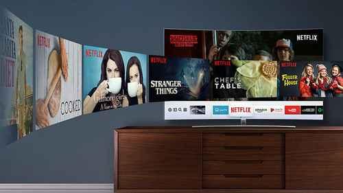 samsung qe55q8cgmtxzg curved qled fernseher 55 zoll 4k ultra hd smart tv online kaufen otto. Black Bedroom Furniture Sets. Home Design Ideas