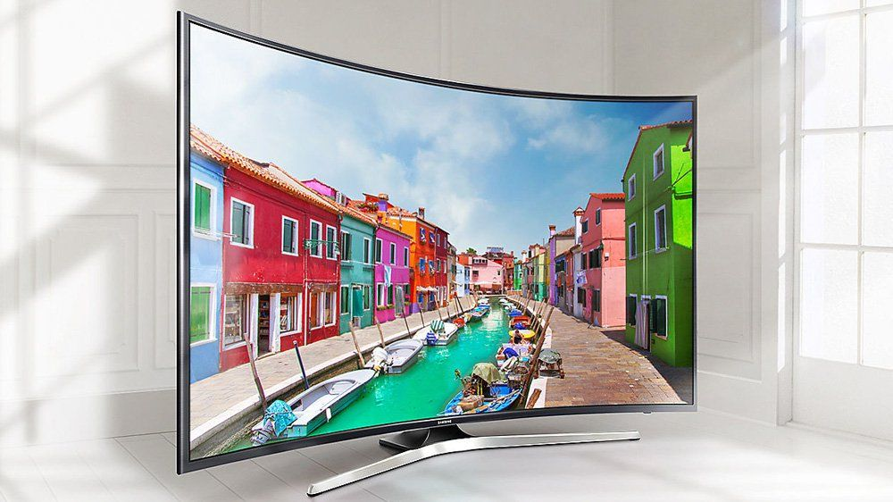 samsung ue55mu6279 curved led fernseher 138 cm 55 zoll 4k ultra hd smart tv online kaufen otto. Black Bedroom Furniture Sets. Home Design Ideas