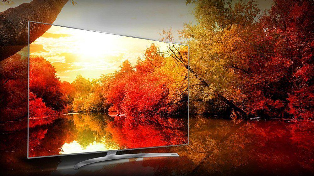 RCP 592672415 LG 55SJ8509 LED Ambientebild