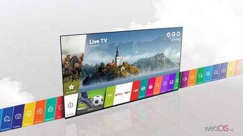 RCP 610106884 LG OLED55E7N TV webOS