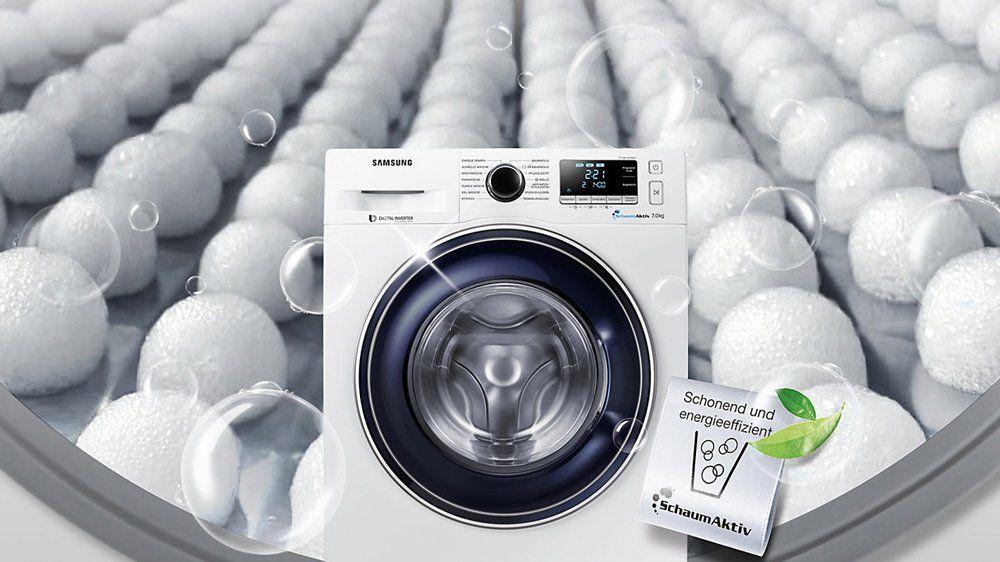 RCP 594038140 Samsung WW8EJ5435EWEG WW5000 Ambiente