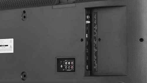RCP 600860105 Hisense H49NEC5605 Anschluesse