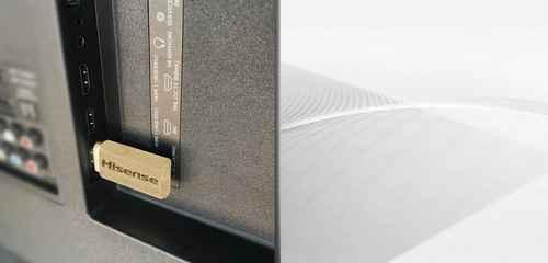 RCP 600860150 Hisense H50NEC5205 USB