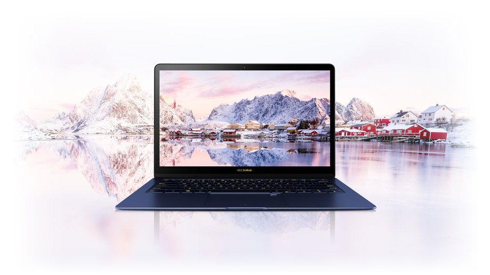 RCP 608102210 ASUS ZenBook UX490UA Ambientebild