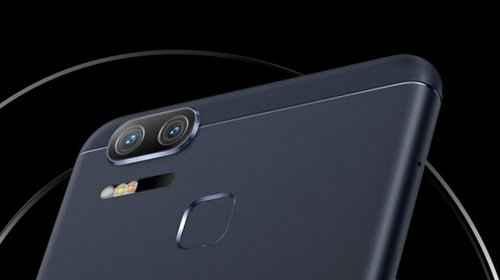 RCP 608156072 Asus Zenfone Zoom3 Detail Fingerabdrucksensor