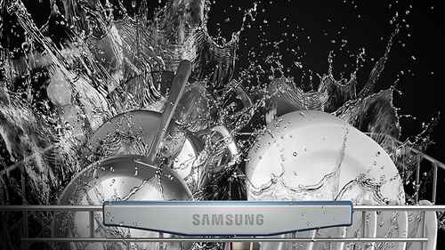 RCP 609533992 Samsung DW60M9550US/EG Intensiver Spuelvorgang