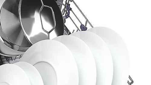 RCP 609539381 Samsung DW60M6050SS / EG close-up Почистване на съдовете