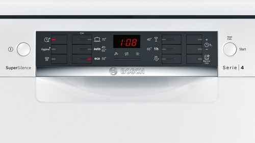 RCP 611742212 Bosch SMS46MW03E Detail Display