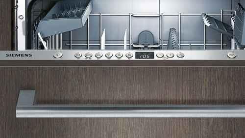 siemens vollintegrierbarer geschirrsp ler sn636x00ae 11. Black Bedroom Furniture Sets. Home Design Ideas