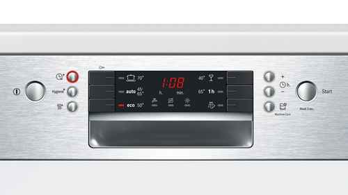 RCP 613805209 Bosch SBI46IS03E Detail Display