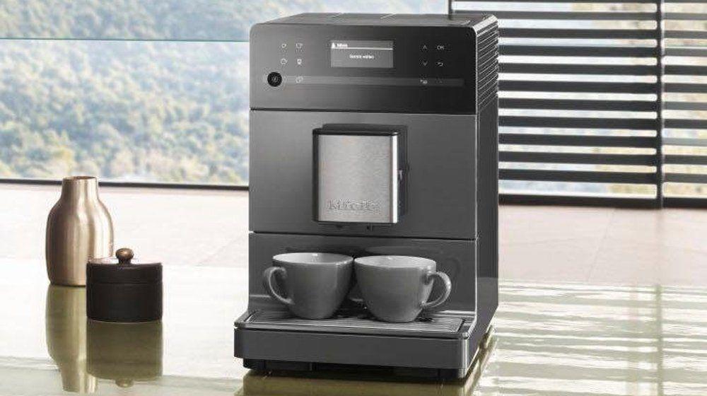 miele kaffeevollautomat cm5300 graphitgrau mit. Black Bedroom Furniture Sets. Home Design Ideas