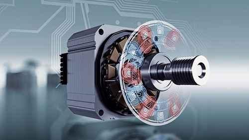 RCP 620685923 Siemens WM4YH741 Detail Motor
