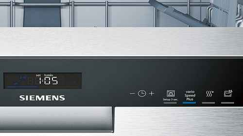 RCP 630857123 Siemens SN456S00CE Startzeitvorwahl