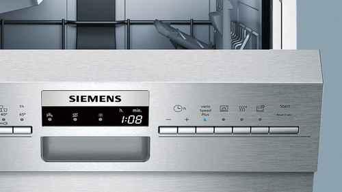 RCP 637182598 Siemens SR436S07IE Startzeitvorwahl