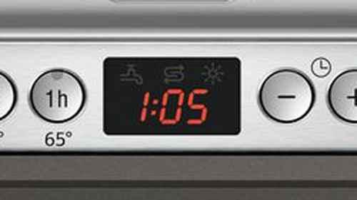 RCP 637364709 NEFF S583C50X2E Nahaufnahme Display AquaStop