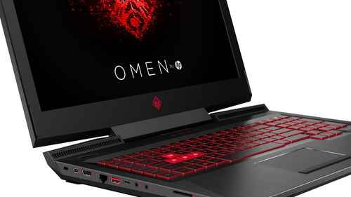 omen by hp 17 an040ng gaming notebook 43 9 cm 17 3 zoll. Black Bedroom Furniture Sets. Home Design Ideas